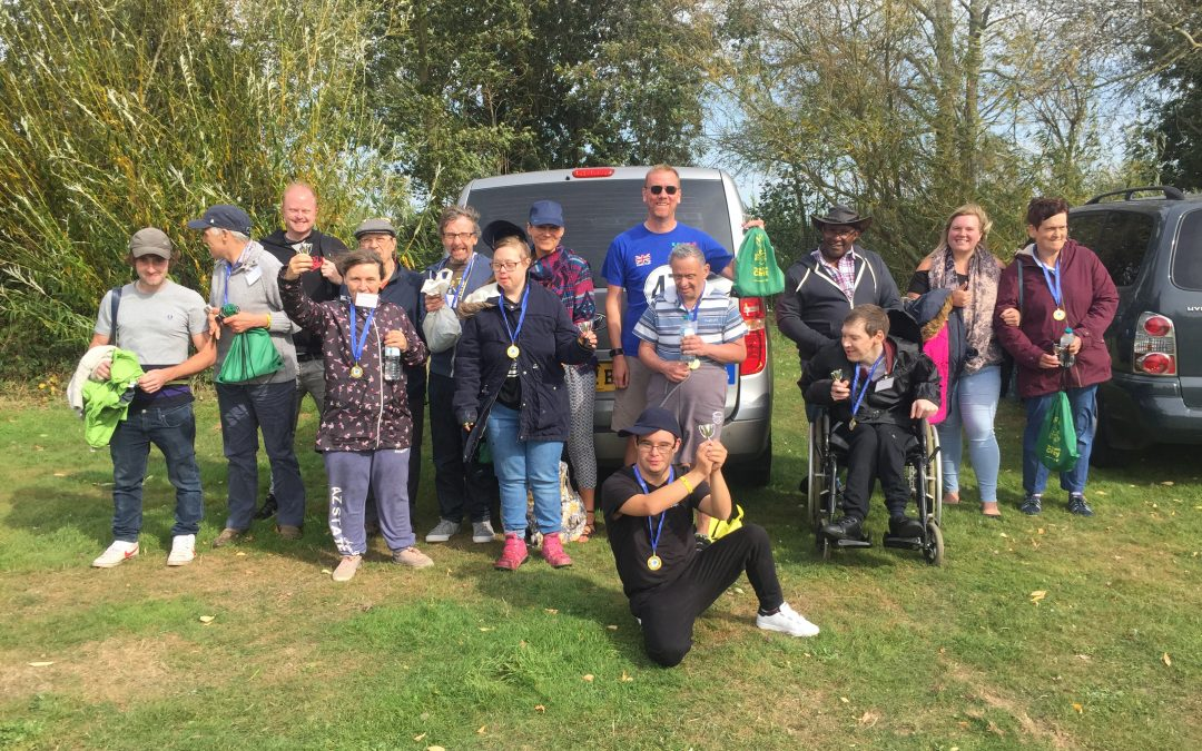 Acorn Village Fishing Trip with The Masonic Fishing Charity