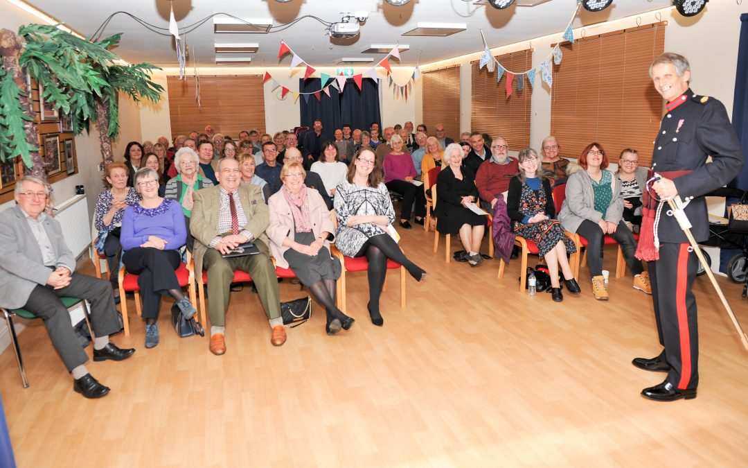 Volunteer's Award Evening