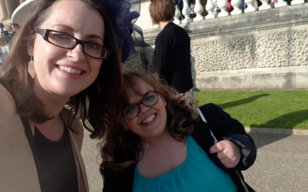 My Trip to the Queen's Garden Party