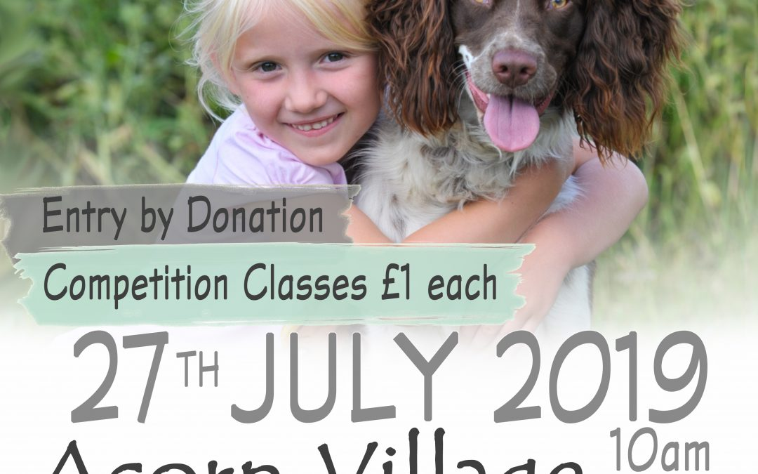 Music For A Summer's Evening, The Family Fun & Friendly Dog Show and the Tendring Show