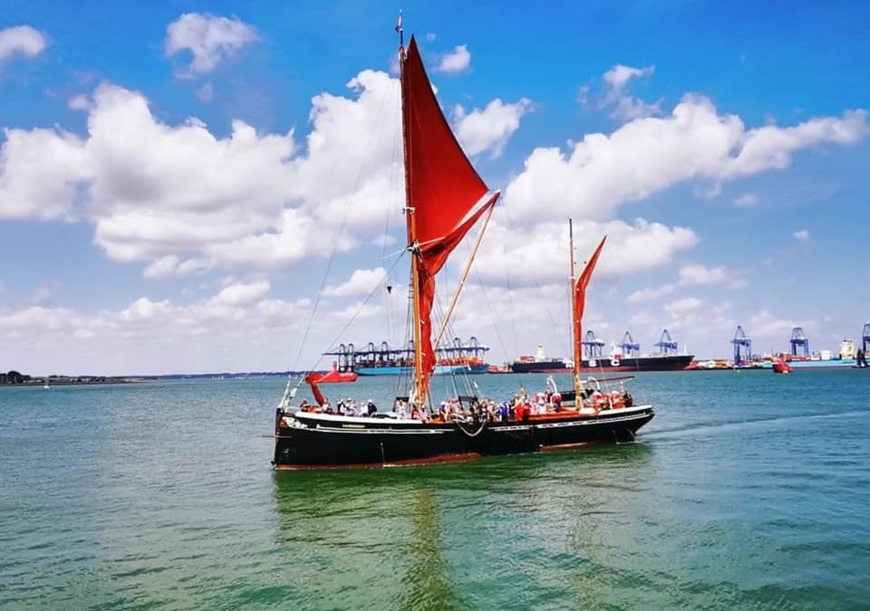 A Fun Barge Trip