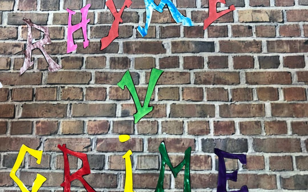 Rhyme V Crime – An Anthology of Poetry