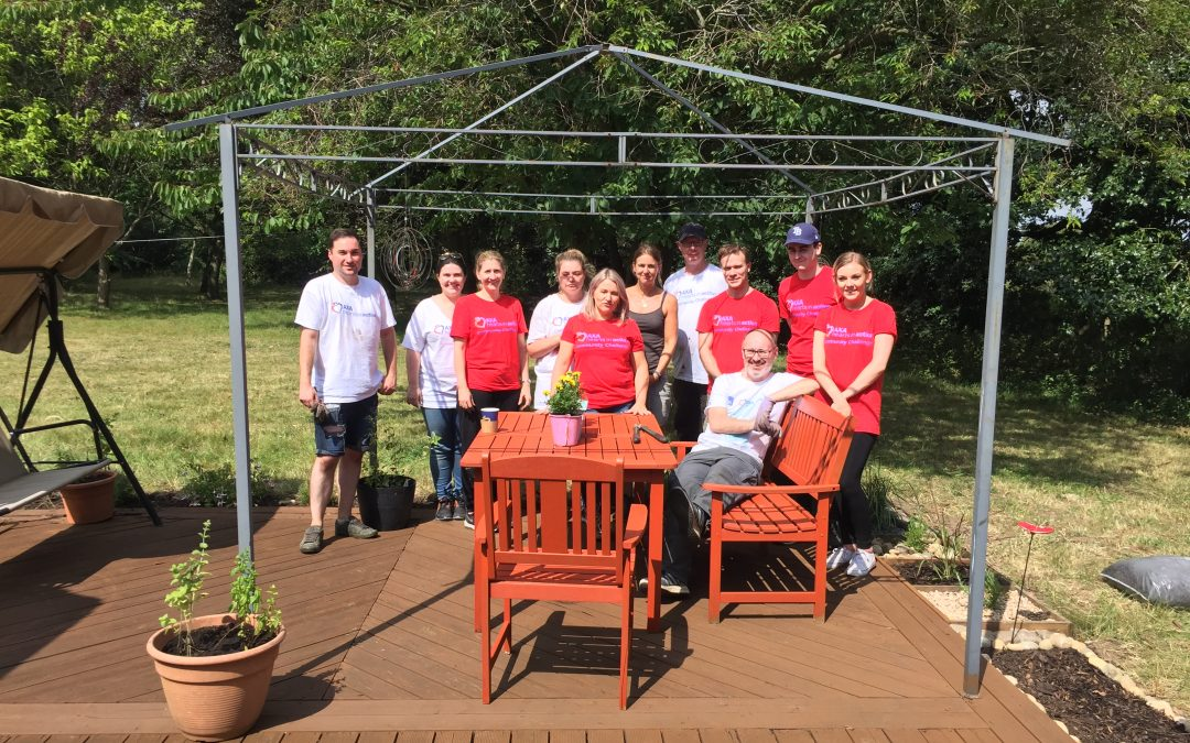New Sensory Garden for Mistley Wood