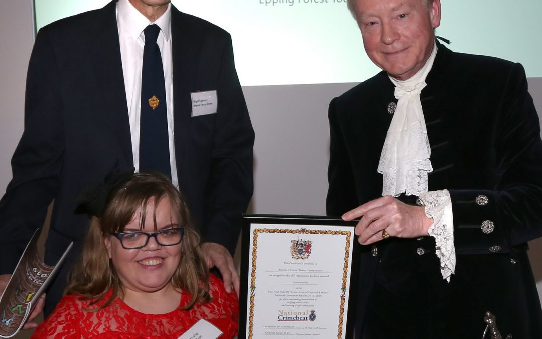 High Sheriff's Awards – A little break from Covid News 🏆